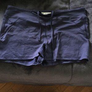 Forever 21 spandex shorts